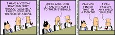The Dilbert Strip for January 23, 2013