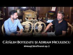 Interviu Catalin Botezatu - Adrian Niculescu - Mesaj catre tineret - ep. 2 - YouTube Wayfarer, Mens Sunglasses, Youtube, Fictional Characters, Style, Cots, Swag, Men's Sunglasses, Fantasy Characters