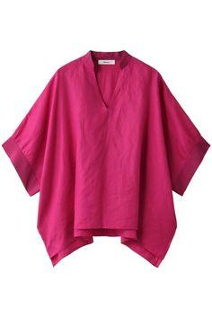 Pakistani Fashion Casual, Iranian Women Fashion, Blouse And Skirt, Blouse Dress, Linen Dress Pattern, Modern Suits, Pin On, Minimal Fashion, Blouse Designs