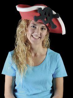 Gorro gomaespuma: Pirata