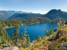 Love this article about lake swimming hikes near Seattle. Thanks, Seattle Met!