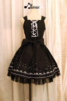 08030df0332e HMHM | CLOBBAONLINE Gothic Lolita Dress, Cotton Lace, Lolita Fashion,  Fashion Beauty,
