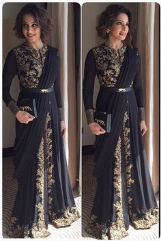 2015 New Listing O-Neck Long Sleeve Arabic Muslim Evening Dresses Lace Sleeved Long Gold Indian Dresses