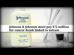 Johnson & Johnson Fined $72 Million for Lying About Baby Powder's Link to Cancer « SGTreport – The Corporate Propaganda Antidote – Silver, Gold, Truth, Liberty, & Freedom
