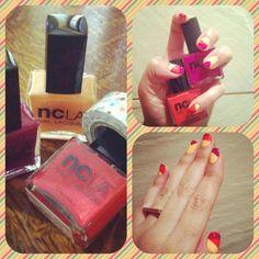 TheSundayNailBattle_triangle nails