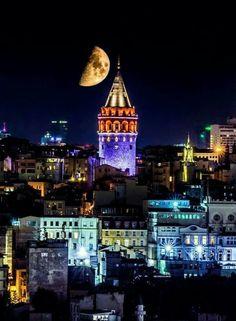 galata tower_ istanbul