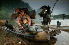Art Wolfe, nature photographer.