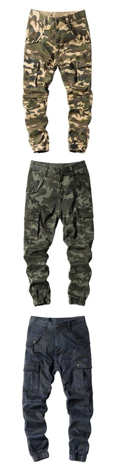 Flap Pokets Camo Jogger Cargo Pants Camo Joggers, Camo Pants, Mens Joggers, Men's Pants, Wedding Dress Men, Wedding Men, Casual Jeans, Casual Outfits, White Jeans Winter