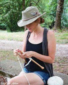 Chapeau Indiana crochet tutoriel hat pattern pima cotton we are knitters (4)
