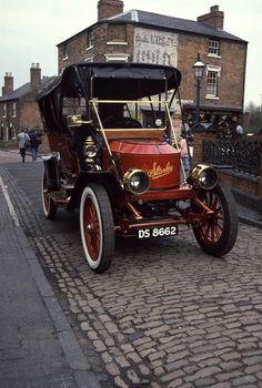Awesome rare classic vehicle Click Visit link for more details -- old is gold, vintage classic cars Vintage Sports Cars, Vintage Cars, Antique Cars, Black Country Living Museum, Muscle Cars For Sale, Classy Cars, West Midlands, Old Cars, Places To Visit