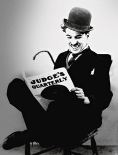 """""""Failure is unimportant. It takes courage to make a fool of yourself."""" - Charlie Chaplin"""