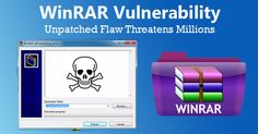 KILLER! Unpatched #WinRAR #Vulnerability Puts 500 Million Users At Risk. #Security