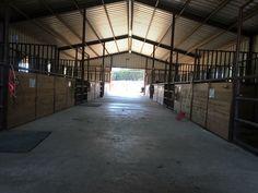 Horse Facility horse barn horse stalls