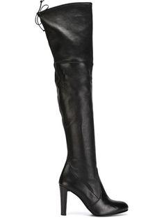 'Highland' Overknee-Stiefel