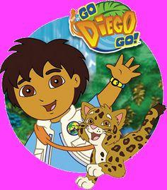 100 Ideas De Cumple Go Diego Go Diego Go Cumple Dora La Exploradora