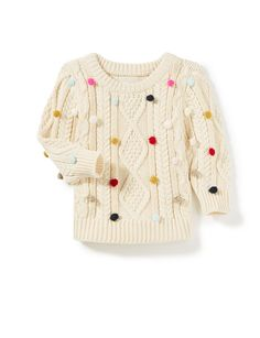 Baby Emerson Crew - Sweaters + Sweatshirts - Categories - baby girls | Peek Kids Clothing