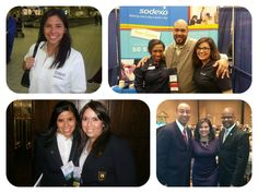 Sodexo USA Careers Blog: My Challenge to 2015 #NSMH Students: Go Outside of Your Comfort Zone