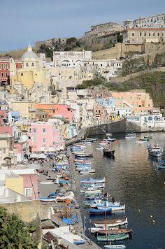 Marina di Corricella - Procida, Italy