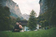 Half tempted to just elope after watching this video, switzerland elopement