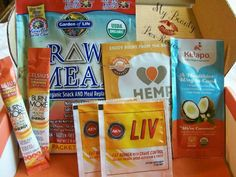 """""""We are already happy to receive meal replacements and fitness drinks. I had never heard of hemp hearts but these are full of omegas and fiber and you can add them to salads or cereal or eat them straight from the bag. They are pretty good!"""""""