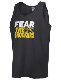 Wichita State University Shockers Men's Cotton Tank