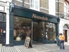 Nando's Baker Street, London