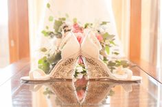 Bride Wedding Shoes  Florida Keys Weddings