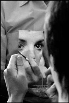 Liza Minnelli by Burt Glinn