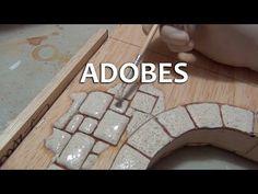Dioramas Parte 5 Pintura de Pesebres - YouTube