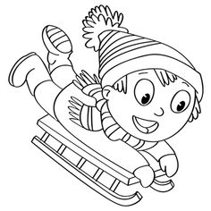 You are in the right place about Winter Sports Crafts for Toddlers Here we offer you the most beautiful pictures about the Winter Sports Crafts for Toddler Toddler Art Projects, Toddler Crafts, Luge, Winter Drawings, Skier, Sport Craft, Decoupage Art, Daycare Crafts, Winter Crafts For Kids