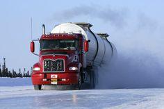 Ice Road Truckers http://avaxnews.net/fact/ice_road_truckers.html