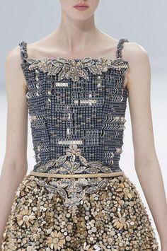 Chanel haute couture, F/W 2014/15.