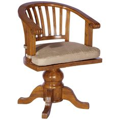 gallery for > old wooden office chairs | vintage wooden chairs for