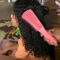 Natural Braided Hairstyles, Kids Curly Hairstyles, Baby Girl Hairstyles, Curly Hair Tips, Curly Hair Styles, Natural Hair Styles, Little Mixed Girl Hairstyles, Biracial Hair, Mixed Hair