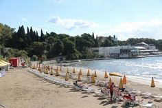 Bacvice beach, Split
