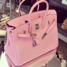 Hermes bag love the color