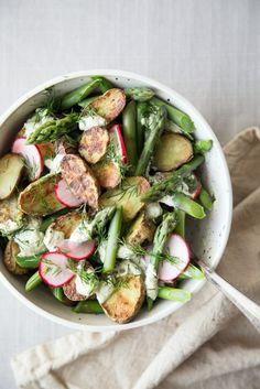 Выходные с пользой: салат со спаржей, фильм о Жаке-Иве Кусто и домашняя тренировка   Salatshop ♥ You