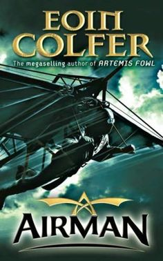 Eoin Colfer - Author of Artemis Fowl, Airman, Plugged, The Supernaturalist, And Another Thing and more. Ya Books, Book Club Books, Great Books, Books To Read, Teen Books, Amazing Books, Book Nerd, Artemis Fowl, Roman
