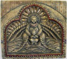 Eagle Eye, Christian Art, Numerology, Hungary, Madonna, Mythology, Tarot, Folk Art, Mandala