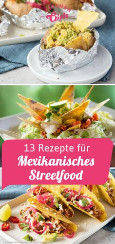 Bouillabaisse Rezept, Mexican Street Corn, Mexican Food Recipes, Ethnic Recipes, Kitchen Stories, Happy Foods, Tex Mex, Nachos, Feta
