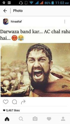 Hahahahaha .... Har ghar ki story :)