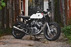 Yamaha Virago by Doc's Chops