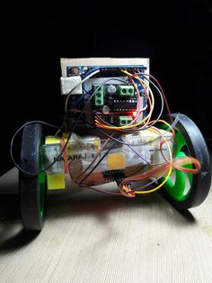 Picture of Two Wheel Balanced Robot_PID