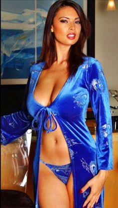 Tera Patrick Sexy Babes and Killer Bodies Belle Lingerie, Lingerie Azul, Sexy Lingerie, Tera Patrick, Asian Woman, Asian Girl, Hot Girls, Babydoll, Sexy Women
