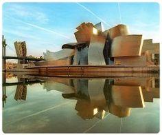 Guggenheim Musem - Bilbao - F. O. Gehry