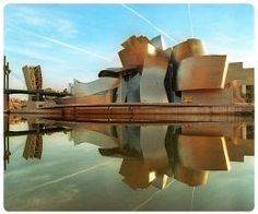 Guggenheim Musem - Bilbao (ES)- F. O. Gehry