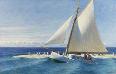 Edward Hopper   Magic Realism painter   Part.2   Tutt'Art@