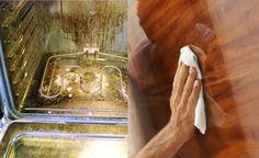 Em vez de comprar produtos químicos danosos ao meio ambiente, crie você mesmo um produto para limpar fogão e polir madeira.