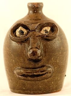 Early Lanier Meaders (no teeth and father Cheever Meaders glaze and handle form) sold at auction for $16,500