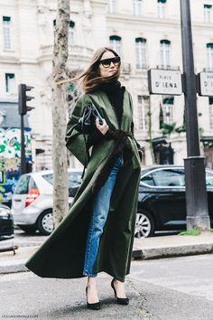 giorgia tordini - paris fashion week - collage vintage